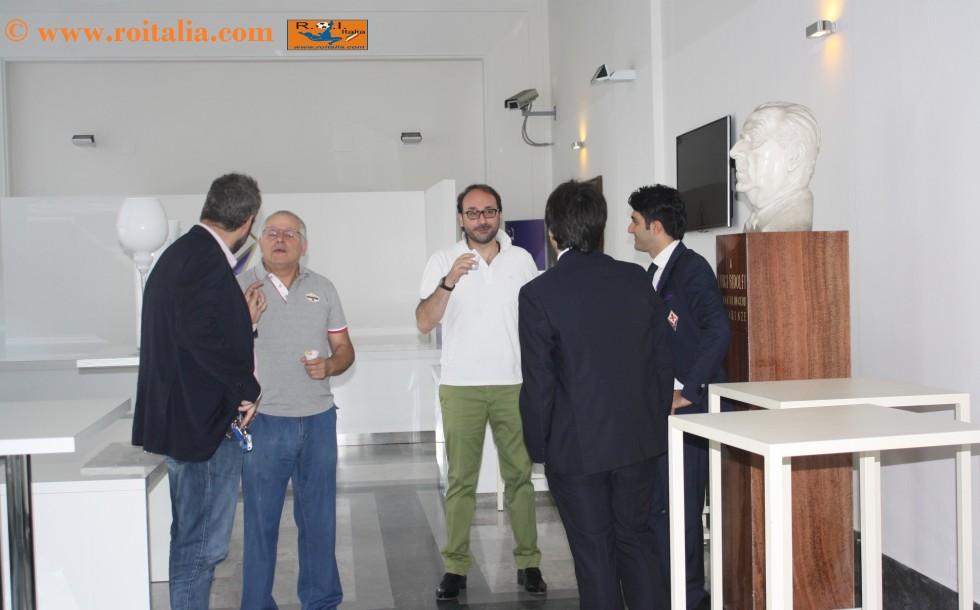 coverciano figc - corso osservatore calcistico - diventare osservatore calcistico - osservatore di calcio - Costantino Nicoletti Fiorentina