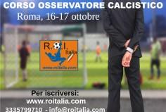 Locandina Roma 16.17 ottobre 2017