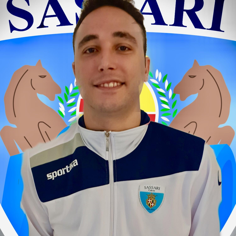Mozzo Sassari Calcio Gianluca